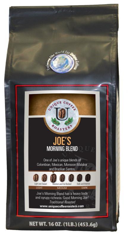 Joe's Morning Blend (16 oz.)