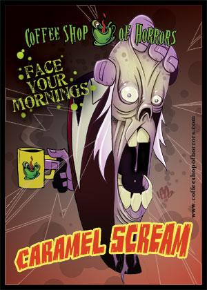 Caramel Cream - Caramel Scream (8 oz.)
