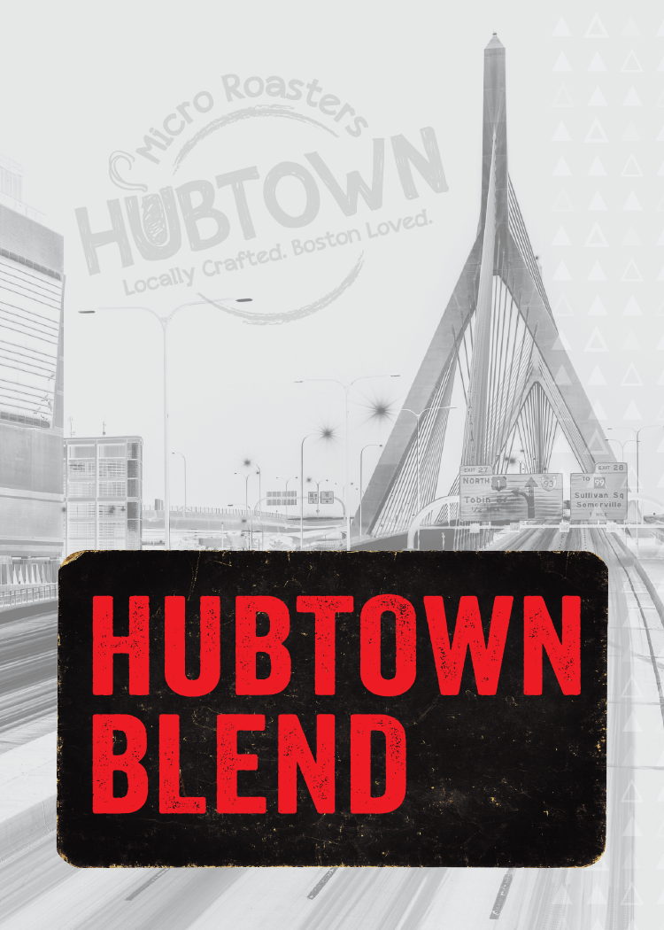 Hubtown Blend (8oz)