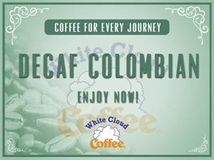 Decaf Colombian (12 oz.)