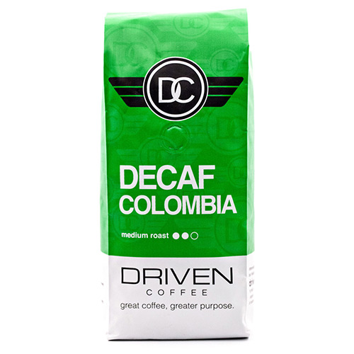 Driven Decaf Colombia Excelso (12 oz.)