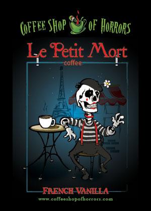 French Vanilla - Le Petit Mort (8 oz.)
