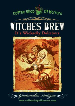 Guatemalan Antigua - Witches Brew (8 oz.)