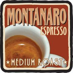 Montanaro Espresso (12 oz.)
