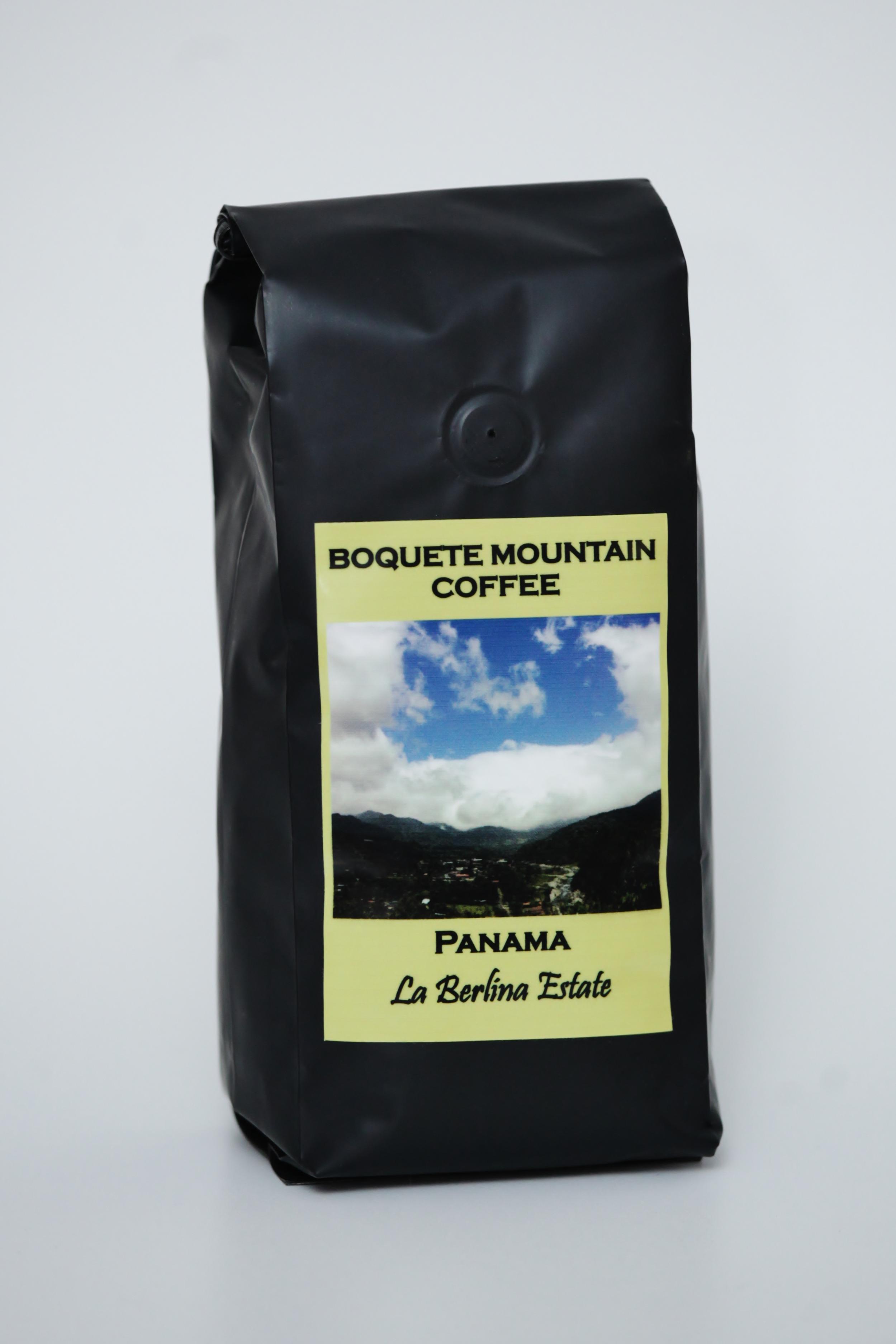 Panama La Berlina Estates - One(1) Pound Bag