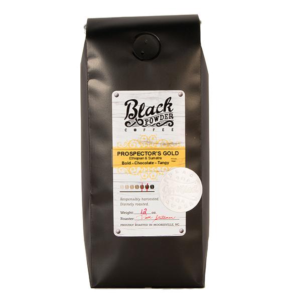 Prospector's Gold Blend Coffee (16 oz)