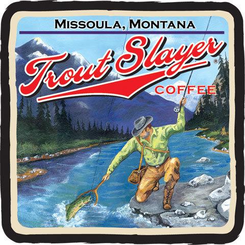Trout Slayer Coffee (12 oz.)