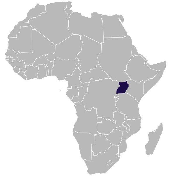 Uganda Bugisu AA (12 oz.)