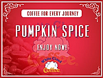 Pumpkin Spice (12 oz.)