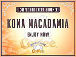 Kona Macadamia (12 oz.)